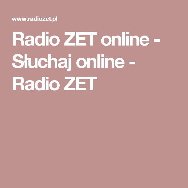 Radio ZET online - Słuchaj online - Radio ZET