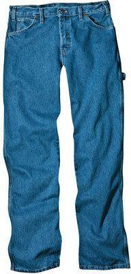 """Men's Dickies Loose Fit Carpenter Jean 30"""" Inseam"""