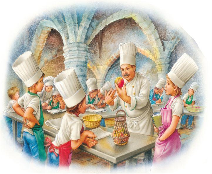 Carnets - Je cuisine avec Martine - Marcel Marlier - Gilbert Delahaye - Hubert Colson - CastermanJeunesse