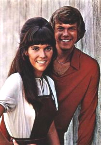 The Carpenters...loved their music. Tragic end to a beautiful life...