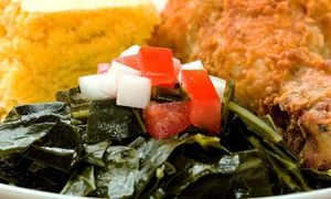 Groupon - Three Groupons, Each Good for $ 8 Worth of Soul Food Monday–Friday or Saturday at Caribbean Sol Cafe (50% Off) in Butler Beach. Groupon deal price: $12