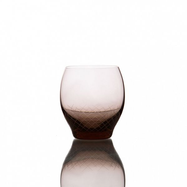 PRODUCTS :: LIVING AND DESIGN :: Kitchen :: Glasses :: Sera-Irida бокал для воды (Ametist-сиреневый)