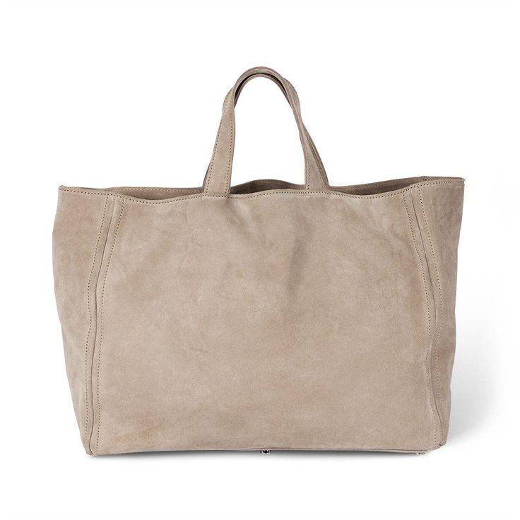 Lugano Weekender  Tasche Beige #fashion #handbag #handtasche #mode #modeaccessoires