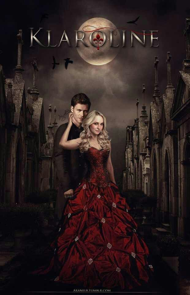 Follow me @💋NoraIsabelle for more like this🌺Klaroline