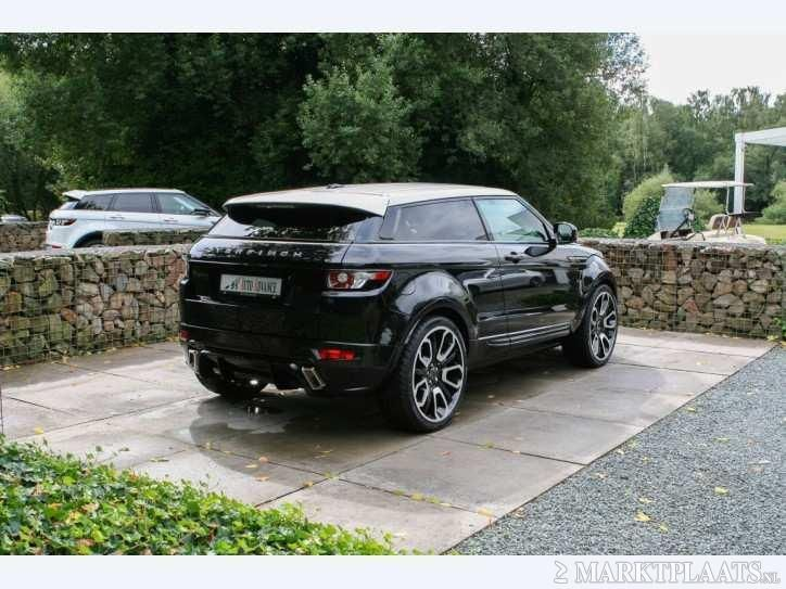 Land Rover Range Rover Evoque Coupe SD4 Overfinch GTS - oldridez.com