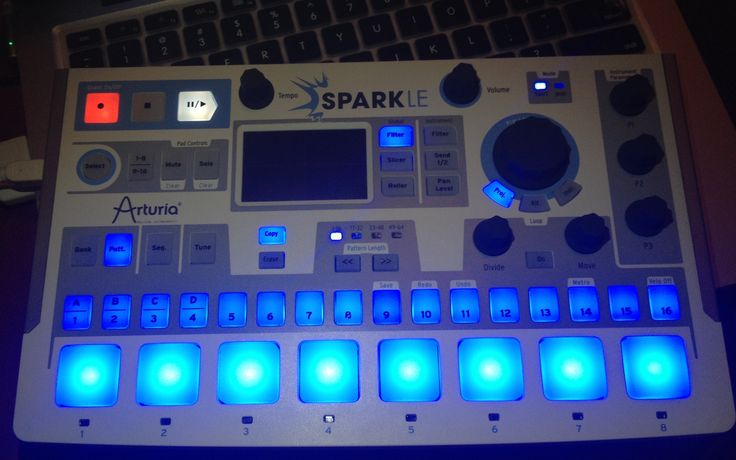 Arturia Spark LE is an awesome Hybrid Drum Machine product, in our opinion it's still the best drum machine out there today! Check out our review at http://USBMIDIControllers.com/arturia-spark-le