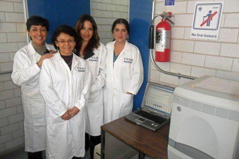 Facultad de Química UNAM- - Investigación - Reconocen al primer laboratorio de la UNAM capaz de detectar organismos genéticamente modificados