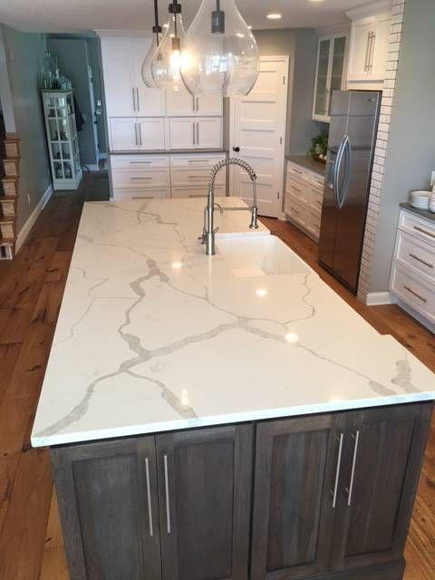 sparkling white quartz countertops inspirations with pros and cons home designs quartz. Black Bedroom Furniture Sets. Home Design Ideas