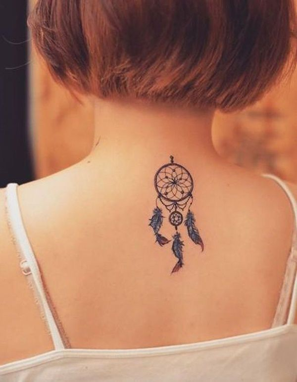 40 Small But Cute Meaningful Tattoos For Women Tattoos For Women Neck Tattoos Women Back Of Neck Tattoos For Women