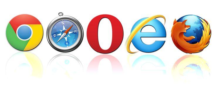 Navegadores, Internet, Diseño Web, Navegadores Web
