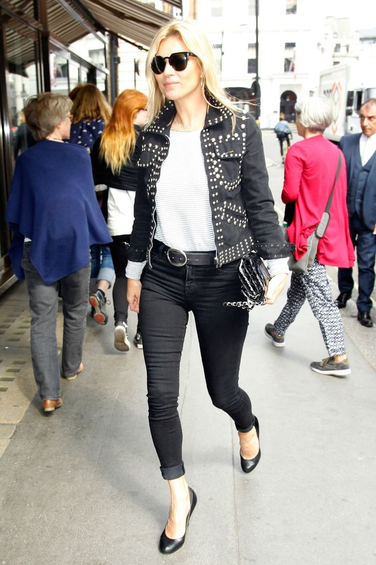 Best dressed - Kate Moss - click through to see this week's list