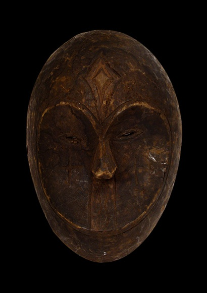 The Kwele or Bakwele a Bantu speaking people live in a forest region on the borders of Gabon, the Republic of Congo (Congo-Brazzaville) and Cameroon.Speak People, Forests Regions, Art Final, Congo Congo Brazzaville, People Living, Bantu Speaking People, Claireeeee Art