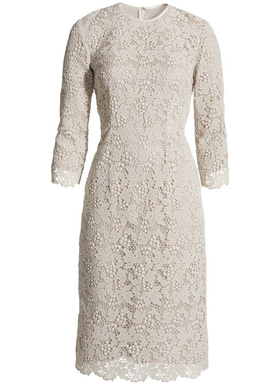 H&M Conscious Lace Dress