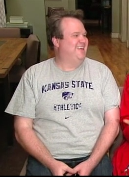 Eric Stonestreet - Kansas State University