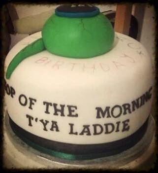 Jacksepticeye cake