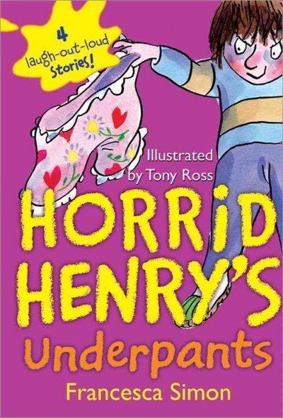 Best 25 horrid henry books ideas on pinterest horrid henry horrid henrys underpants fandeluxe Epub