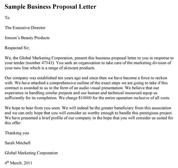 tags business plan service example proposal letter how sample new - example business proposal letter