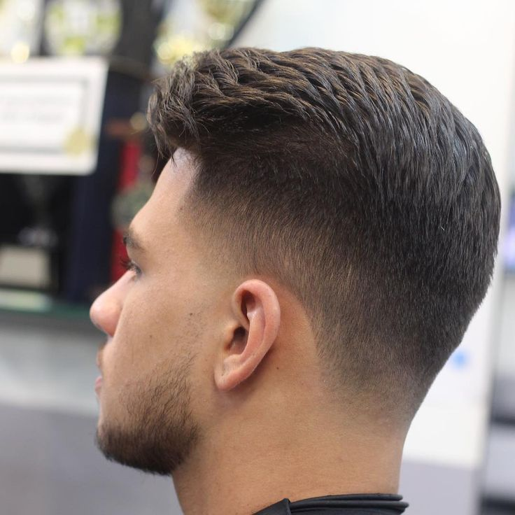 Mr_fineline Cool Short Mens Haircut 2017 #menshairstyles #menshaircuts  #menshair #hairstylesformen #haircuts