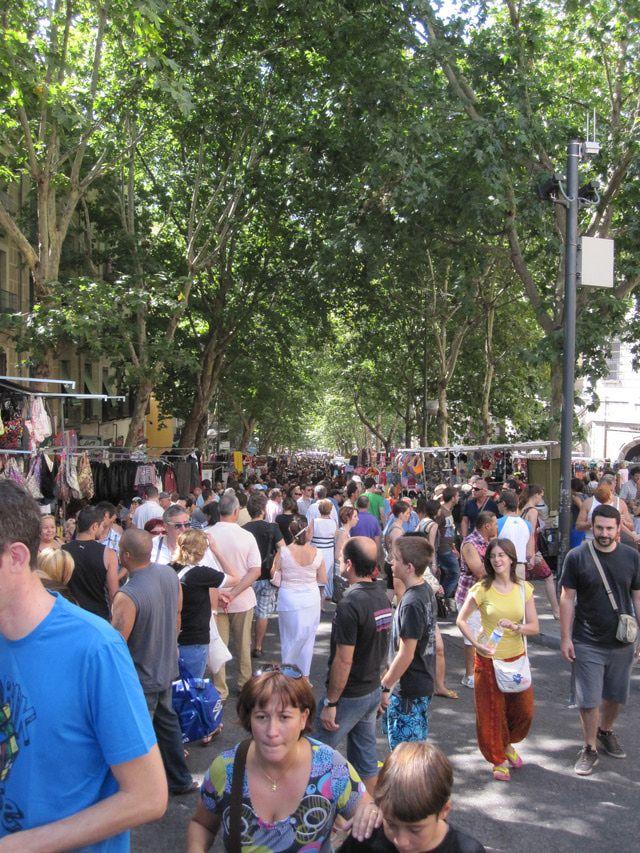 La Latina, Madrid: El Rastro