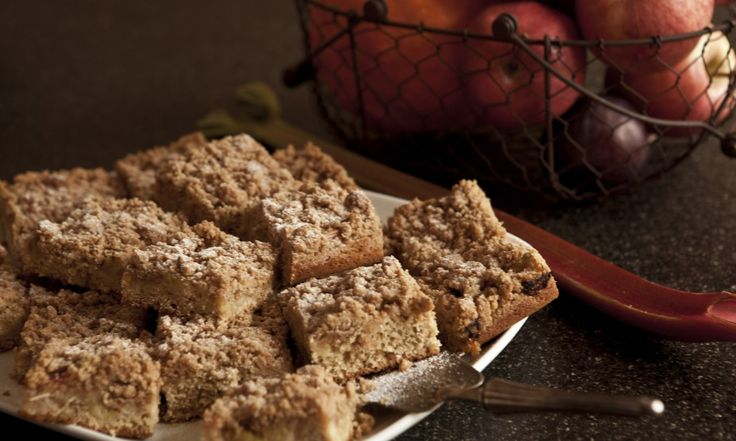 Rebarborový koláč s kokosovým olejem | KITCHENETTE
