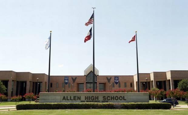 Allen High School - Home of the Allen Eagles!