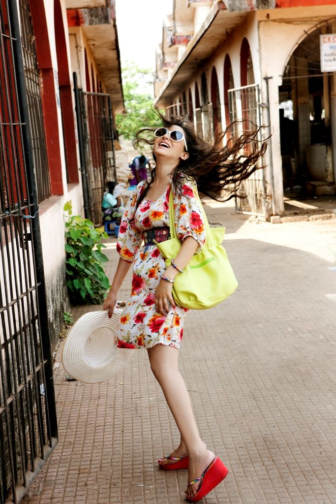 Whats a vacation without a little shopping? #Goa #Luxury