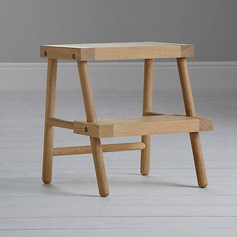 Buy Design Project by John Lewis No.008 Bathroom Stool Online at johnlewis.com £60 H42 x W45 x D38.6cm