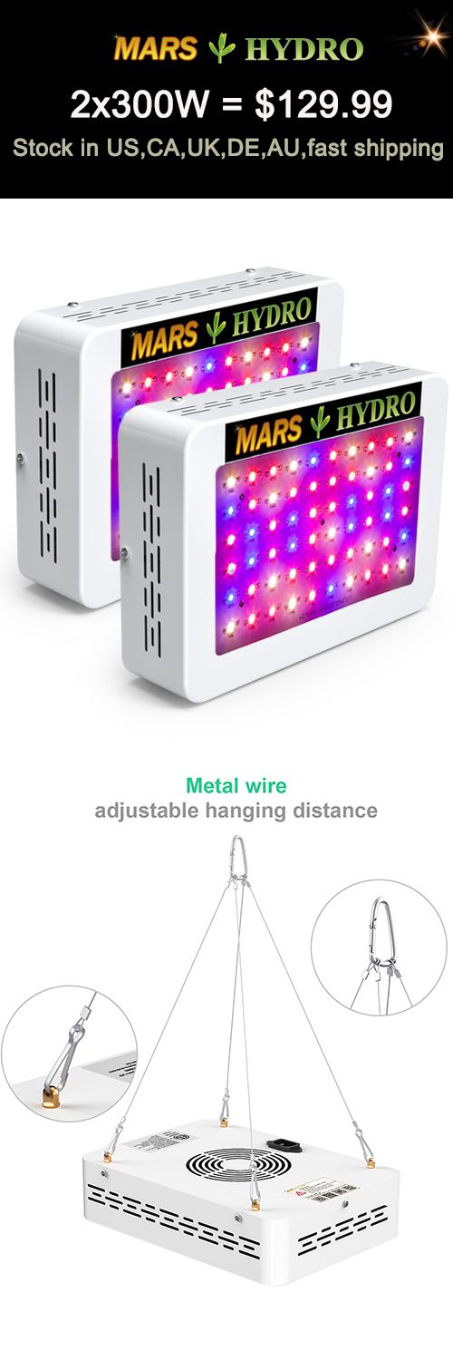 77 best LED grow light for marijuana growing images on Pinterest ...