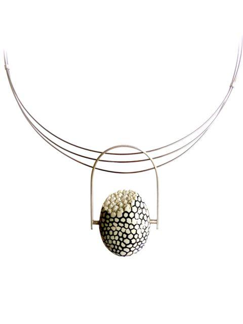 Andrea Nabholz - Necklace. Photo from http://www.borax08001.com