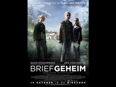 Briefgeheim. Nederlandse jeugdfilm. Bedoeld voor de wat oudere kinderen.