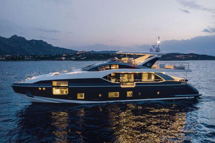 Azimut Grande 27 METRI | Azimut Yachts official | Luxury yacht sales