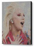 Lady Gaga Super Bowl 50 National Anthem Song Lyrics Amazing Mosaic 9x11 Inch Framed Limited Edition Art with COA - Lady Gaga Super Bowl 50 National Anthem Song Lyrics Amazing Mosaic 9×11 Inch Framed Limited Edition Art with COA   Approximately 9 X 11 inch display piece Incredible Pop Art Framed and ready to hang Includes #ed COA The song Lyrics make up the image  Framed, ready for display! Approximately... | http://wp.me/p5qhzU-f9G | #Music