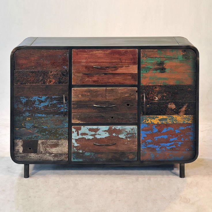 Conosciuto 30 best IDISTUDIO | Mobili di design in legno riciclato images on  YF76