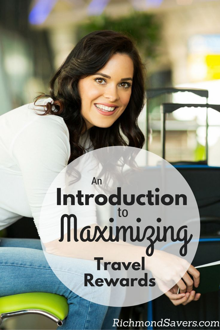 We recently discovered the concept of using credit card sign-up bonuses to maximize travel rewards and it opened up a world of possibilities for us to travel like royalty while paying just about nothing for flights and luxury hotel rooms. http://www.richmondsavers.com/an-introduction-to-maximizing-travel-rewards/