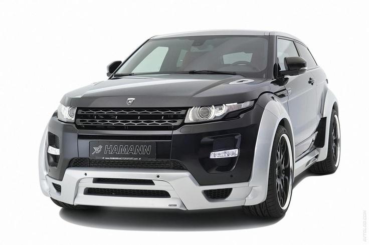 2012 Hamann Range Rover Evoque