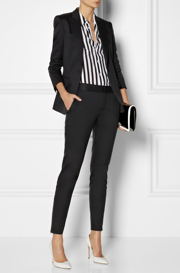 17 best images about elegant work outfits for women on pinterest interview outfits classic. Black Bedroom Furniture Sets. Home Design Ideas