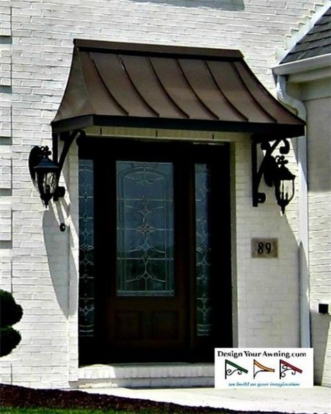 Nice awning front door home decor pinterest nice for Nice front doors