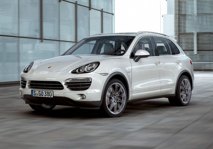 Porsche Cayenne...Hybrid of course