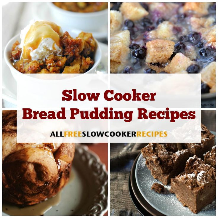 409 Best Slow Cooker Desserts Images On Pinterest Slow