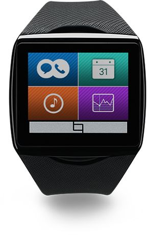 Qualcomm Toq Smartwatch for Android Devices | Official Site