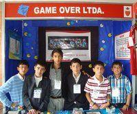 Muestra Empresarial grado 6... empresa Game Over