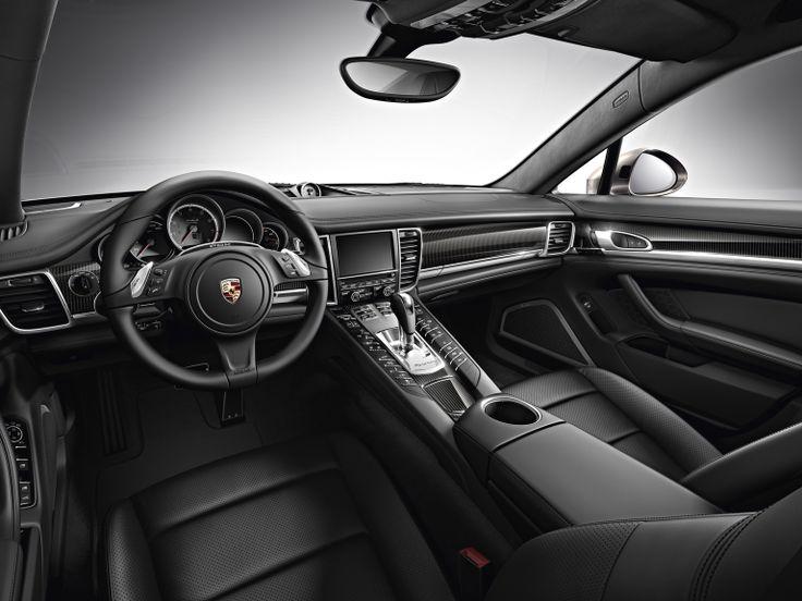 porsche panamera black interior. 2013 porsche panamera turbo s executive black interior a