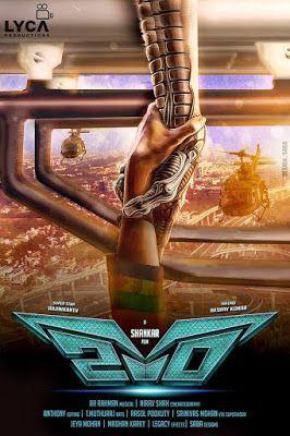 2.0 Movie Poster