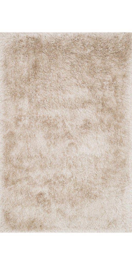 "Dorm Room Rugs: Orian Shag Rug Dune - 5' X 7'6"""