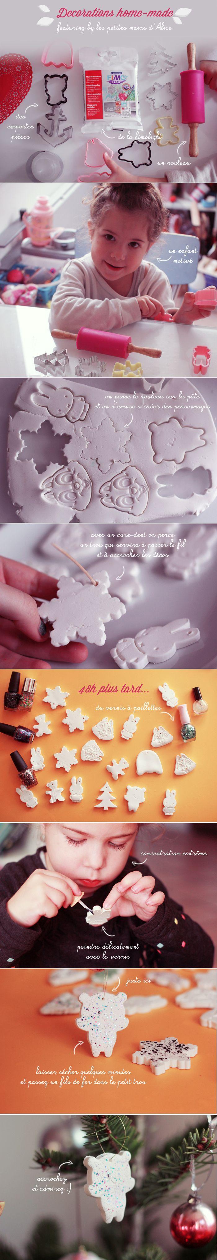 DIY : décorations home-made pour votre sapin – Poulette Magique Pour Noël prochain, des Miffy partout!