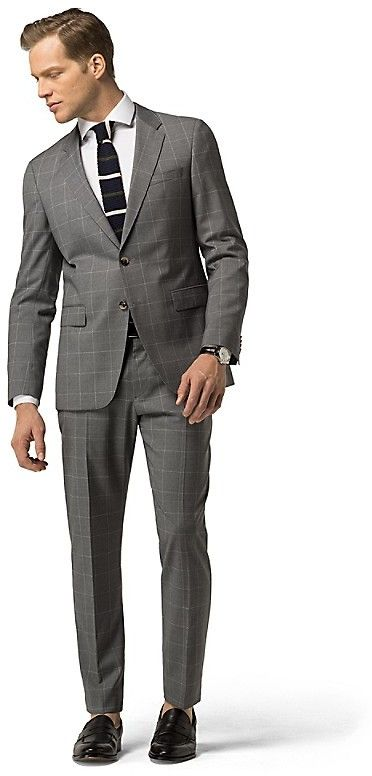 Tommy Hilfiger Tailored Collection Fitted Suit