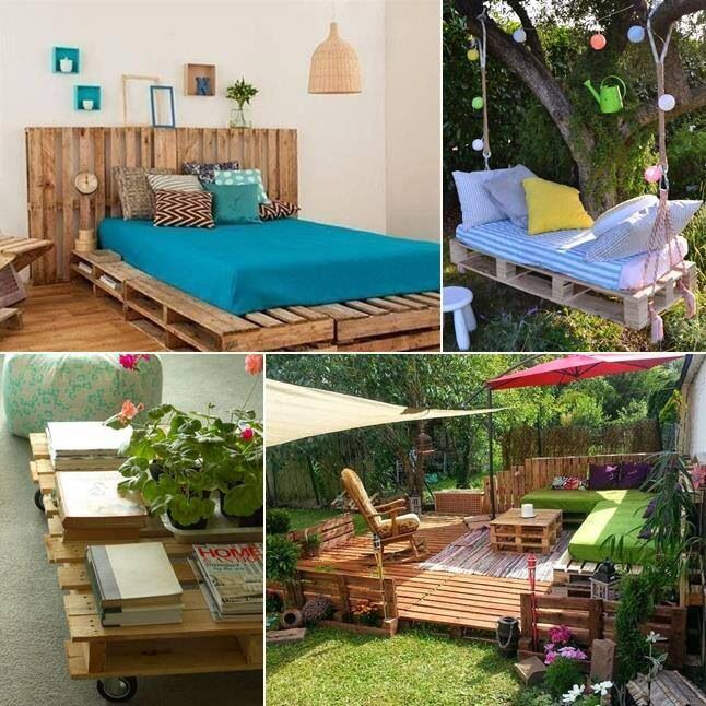 17 best images about dise os con material reciclado on for Articulos para jardin