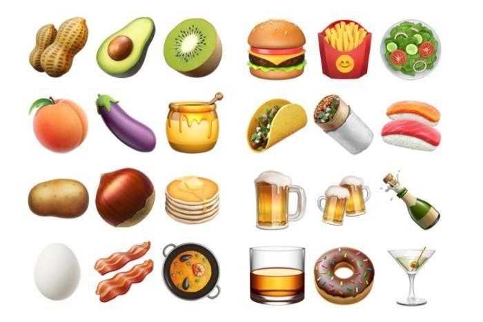 Emoji Unicode9 Ios102 Food Emoji Nespresso Cups 10 Things