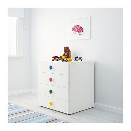 STUVA / FÖLJA Storage combination with drawers  - IKEA