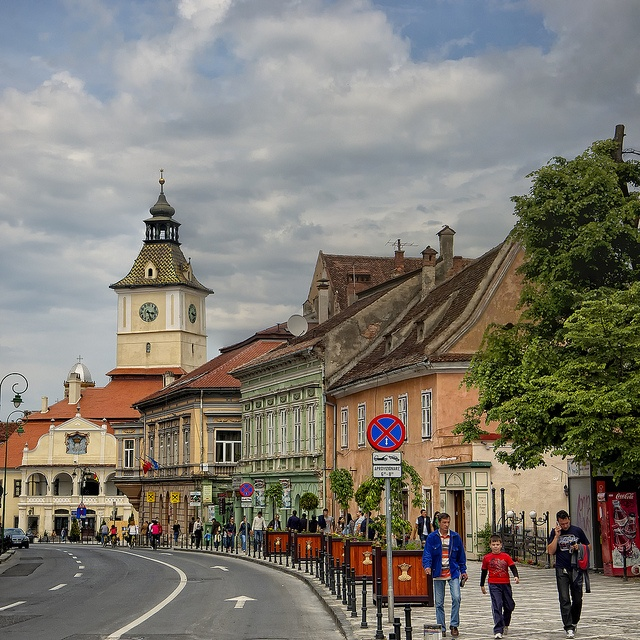 Brasov - Romania  Just remembering good times in good places with good people...